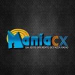 Logo da emissora Rádio Mania CX