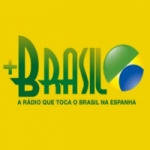 Logo da emissora Radio Mais Brasil Barcelona