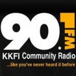 Logo da emissora Radio KKFI 90.0 FM