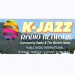 Logo da emissora KJZA 90.1 FM