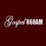 Logo da emissora GOSPEL 860 AM KMVP