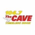 Logo da emissora Radio KKLH 104.7 FM