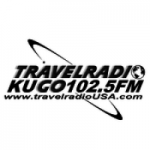 Logo da emissora KUGO 102.5 FM