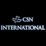 Logo da emissora KVJC 91.9 FM CSN International