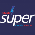 Logo da emissora Radio Super Popayán 1070 AM