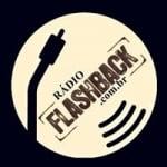 Logo da emissora Rádio FlashBack