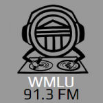 Logo da emissora WMLU 91.3 FM