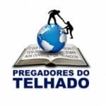 Logo da emissora Rádio Pregadores do Telhado