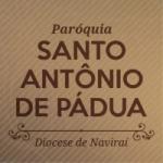 Logo da emissora Rádio Santo Antônio de Pádua