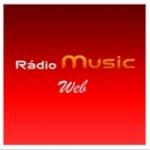 Logo da emissora Web Rádio Music