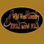 Logo da emissora Radio KZUZ 93.5 FM