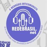 Logo da emissora Rede Brasil Net