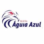 Logo da emissora Radio Águia Azul 92.0 FM
