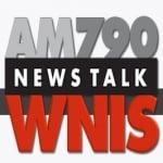 Logo da emissora WNIS 790 AM
