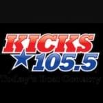 Logo da emissora WDBY 105.5 FM