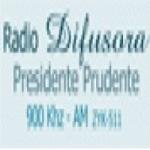 Logo da emissora Rádio Difusora 900 AM