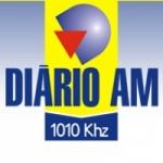 Logo da emissora Rádio Diário 1010 AM
