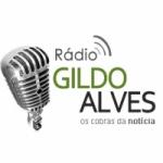 Logo da emissora Rádio Gildo Alves