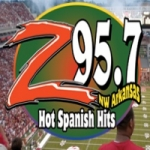 Logo da emissora Radio KOLL 95.7 FM