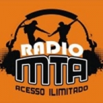 Logo da emissora Rádio MTA Web