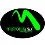 Logo da emissora Rádio Metronik Mix BH