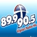 Logo da emissora WPER 89.9 FM