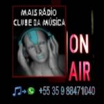 Logo da emissora Mais Rádio Clube da Música