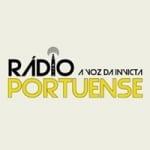 Logo da emissora Rádio Portuense