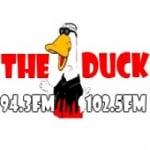 Logo da emissora Radio KDUQ 102.5 FM