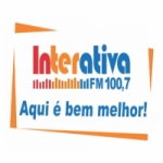 Logo da emissora Interativa FM