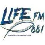 Logo da emissora KLFC 88.1 FM