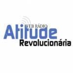Logo da emissora Rádio Atitude Revolucionária FM
