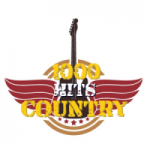 Logo da emissora Radio 1000 Hits Country