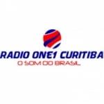 Logo da emissora Rádio One1 Curitiba