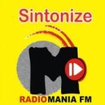 Logo da emissora Rádio Mania de Mendes FM
