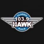 Logo da emissora Radio KDJK 103.9 FM