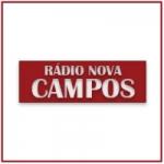 Logo da emissora Rádio Nova Campos