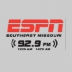 Logo da emissora KLSC 92.9 FM