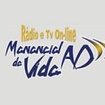 Logo da emissora Manancial de Vida