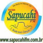 Logo da emissora Sapucahi FM
