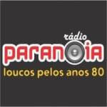 Logo da emissora Rádio Paranóia