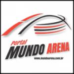 Logo da emissora Rádio Mundo Arena