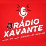 Logo da emissora Rádio Xavante