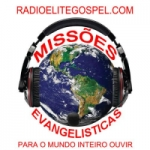 Logo da emissora Rádio Elite Gospel