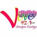 Logo da emissora Radio KMJE 92.1 FM
