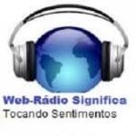 Logo da emissora Rádio Significa