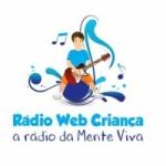 Logo da emissora Rádio Web Criança