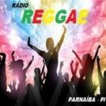 Logo da emissora Rádio Reggae