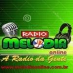 Logo da emissora Melodia Online