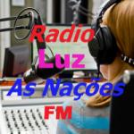 Logo da emissora Rádio Luz às Naçoes FM